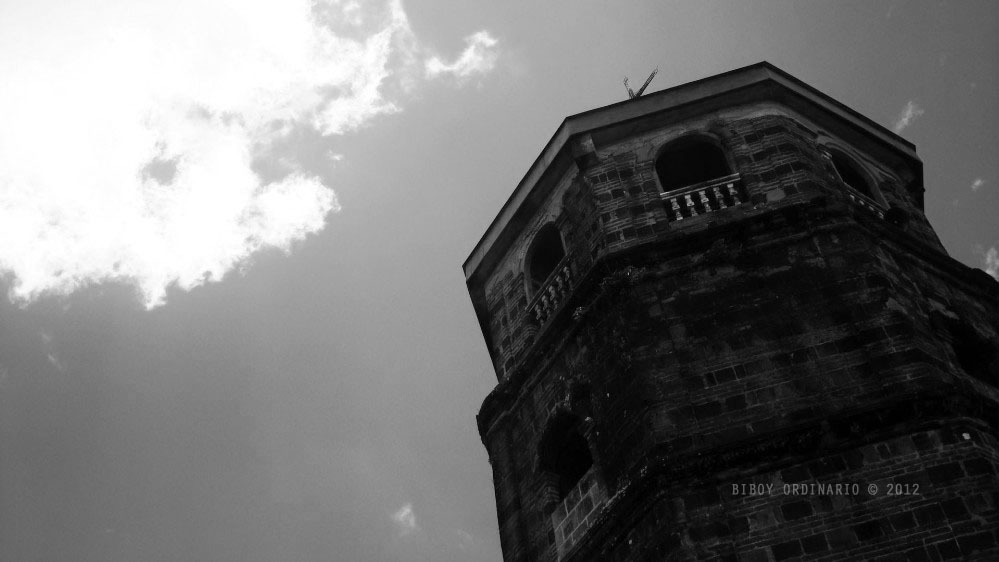 Nagcarlan Church Bell Tower