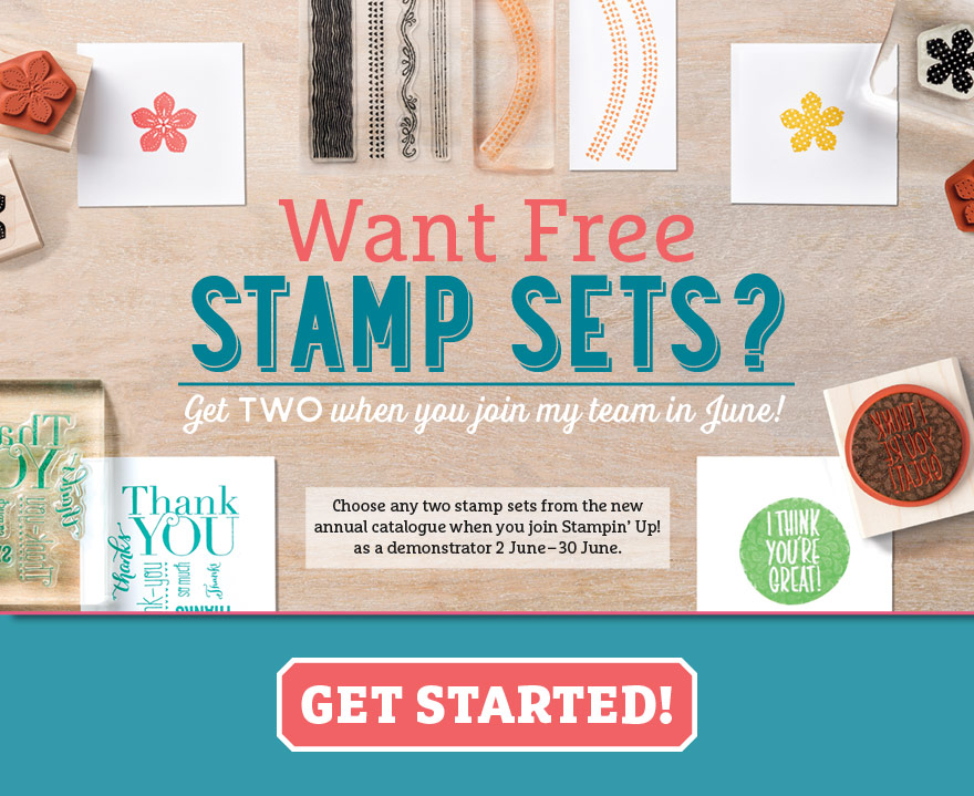 Wordt Stampin' Up! (hobby) demonstratrice