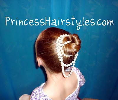 princess bun