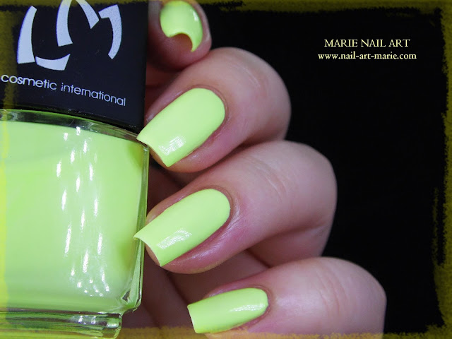 LM Cosmetic Yellow Popsicle2