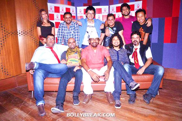 Meiyang Chang - (16) - Gul Panag, Mrinalini Sharma and others at Agnee's Bollywood debut gig