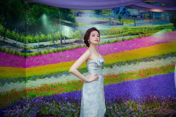Tháng trước, vợ chồng cô đã chuyến du lịch ở Nhật Bản để sưởi ấm tình cảm.