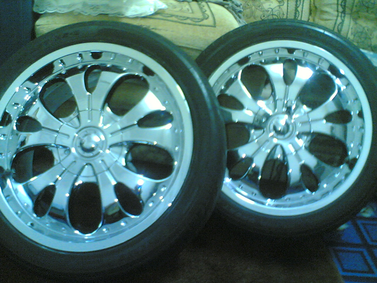 VELG RACING GAUL =====