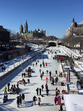 The Rideau Canal, Ottawa