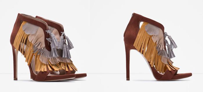Blog de Zapatos Repaso de todos los modelos de zapatos de Zara de nueva coleccion