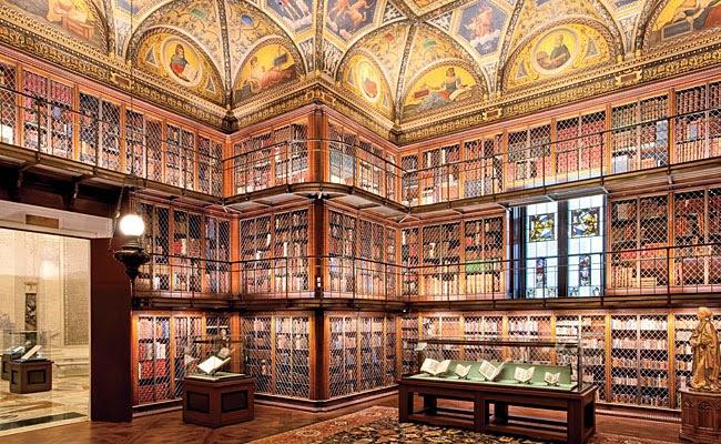 The Morgan Library & Museum em Nova York