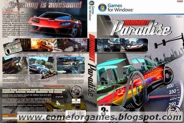 burnout paradise ultimate box just games for gamers. Black Bedroom Furniture Sets. Home Design Ideas