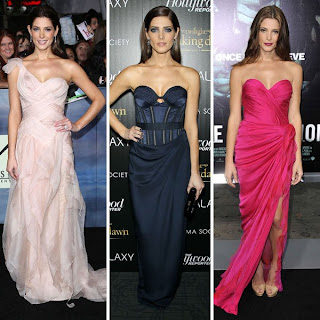 Ashley Greene, Best Dressed Celebrity of 2012, Best Dressed Celebrities