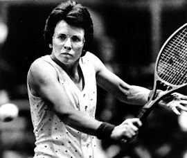 GAY ICON: Billie Jean King