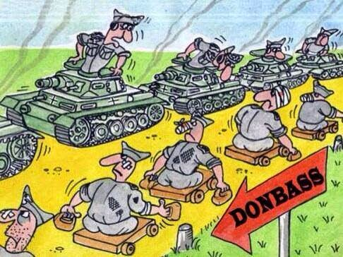 Россия готовится в любой, удобный для нее, момент возобновить активные боевые действия на Донбассе, - Турчинов - Цензор.НЕТ 9945