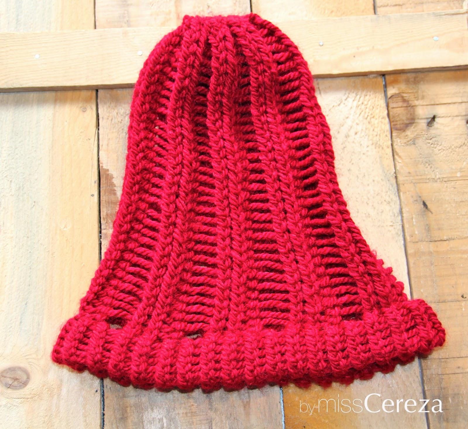 Gorro de lana DIY