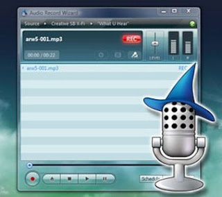 Audio Record Wizard 6.9 Portable 