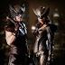 DC's Legends of Tomorrow | Primeira imagem da Mulher-Gavião e o Gavião Negro