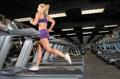 Fat-Burning Plans for a Gym with an Elliptical, Treadmill and Bike