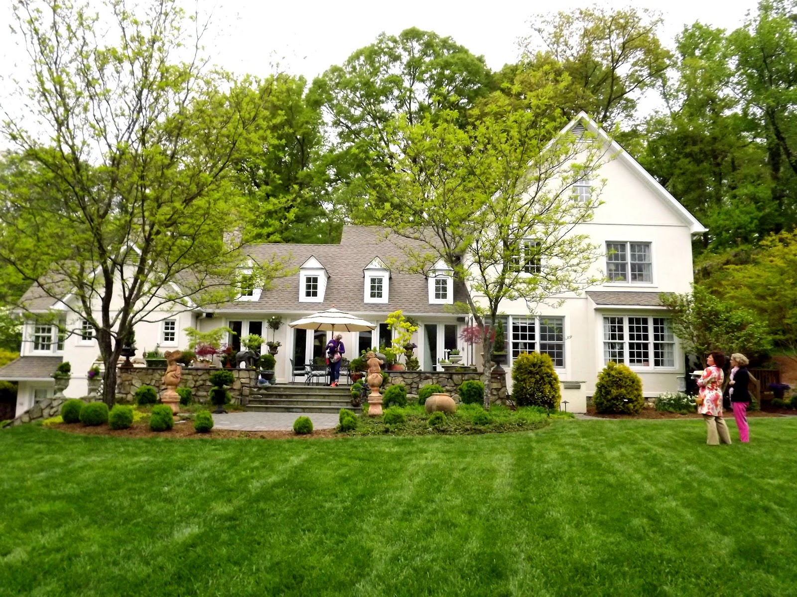 Forsythia Hill Finds Virginia Historic Garden Week Is
