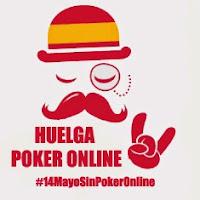 Huelga poker online España