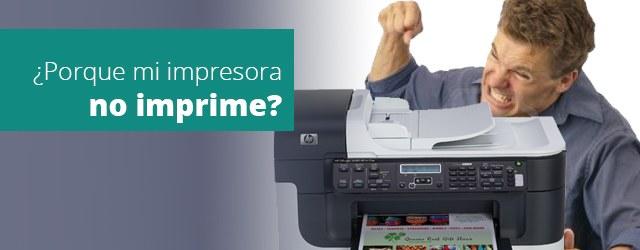Tecnología A Tu Alcance Mi Impresora No Imprime Soluciones