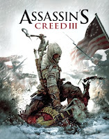 Assassins Creed 3 front cover art