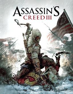 Assassin's Creed III Box cover art