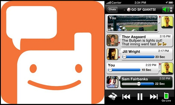 how to find someone on voxer