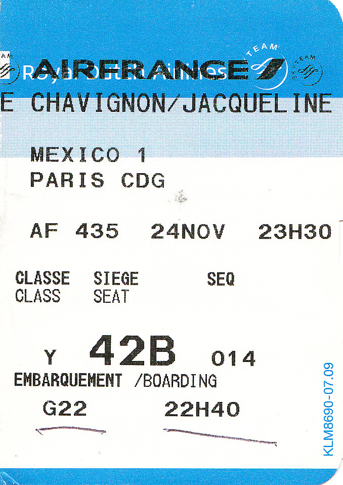 air france klm embarquement pour le vol af 435 mexico 1 paris cdg