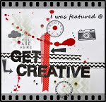 Featured at Get Creative 2013