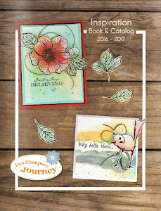2016-2017 Fun Stampers Journey Inspiration Book and Catalog
