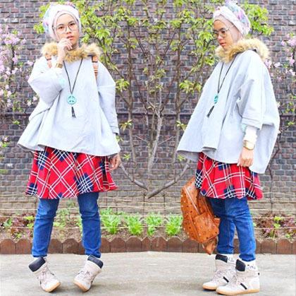 6 Style Fashion Hijab Ala Korea Idbloginf