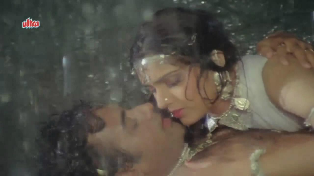 Meenakshi Sheshadri Hot Kiss Meenakshi seshadri