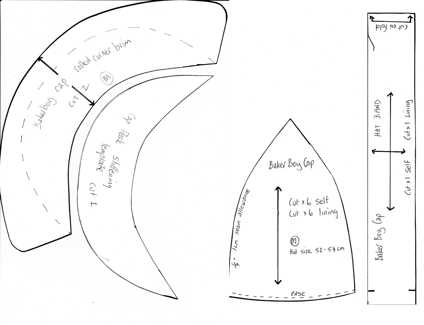 Mad Hatter Hat Template