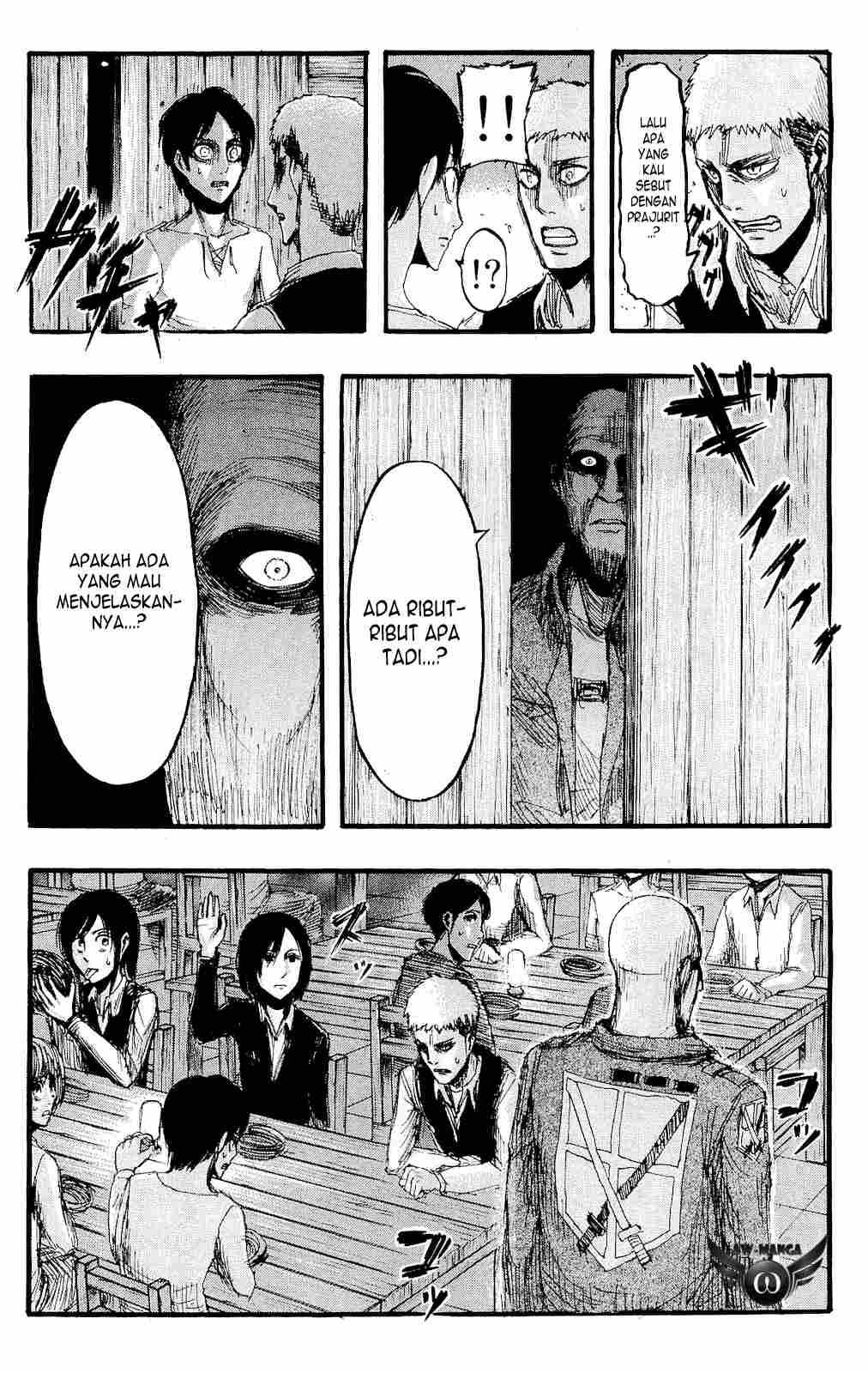 Komik shingeki no kyojin 017 - ilusi dari kekuatan 18 Indonesia shingeki no kyojin 017 - ilusi dari kekuatan Terbaru 30|Baca Manga Komik Indonesia|