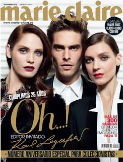 Marie Claire Te Regala Con Su Revista De Noviembre 2012