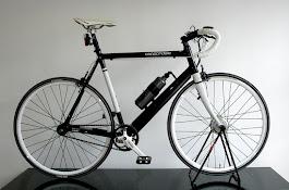 Bicicleta deportiva de carretera
