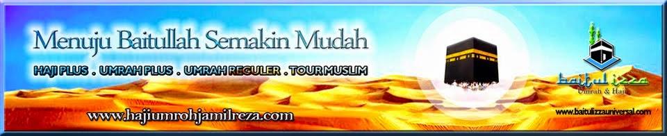 Haji dan Umroh murah