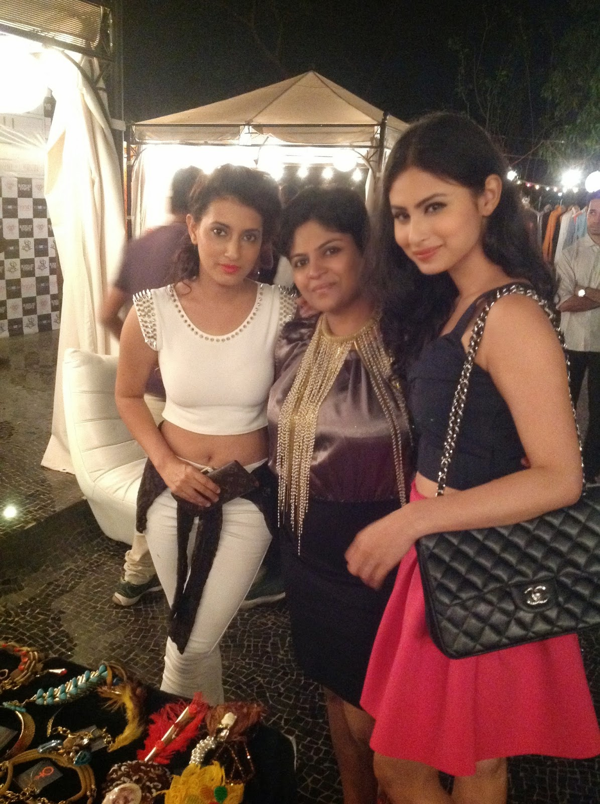 Mouni Roy at Rejuvenate Jewels