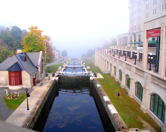 Rideau Canal, Ottawa - Canada