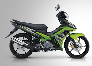 Harga Motor Yamaha Terbaru 2013