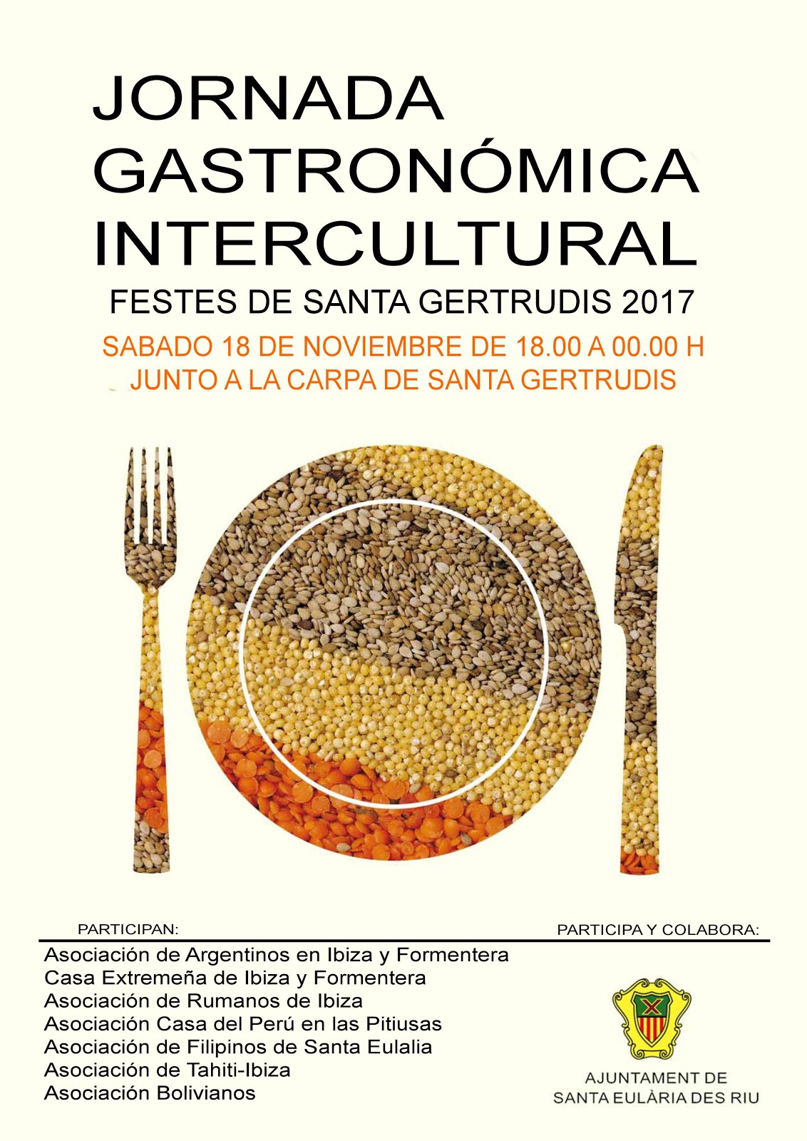 Jornada  Gastronomía Intercultural