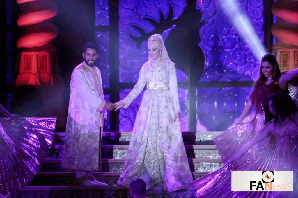زفاف طانجة إنصاف أبو محمد و ياسين الناجي لالة العروسة
