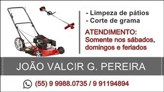 LIMPEZA DE PÁTIOS
