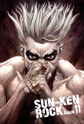 Truyện Tranh Sun-ken Rock