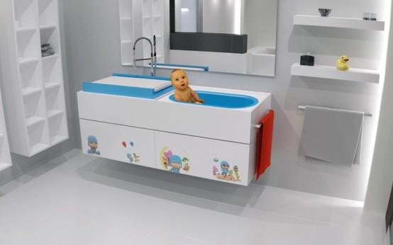 Trendoffice Babies Bathrooms