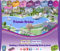 Official blog for the Friends Bricks community!