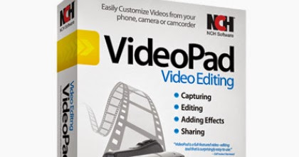 VideoPad Video Editor 3.54 Full Crack Download. | Free ...