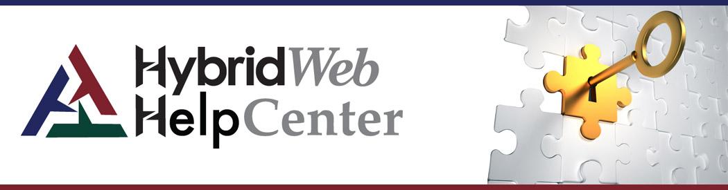 HybridWeb Help Center