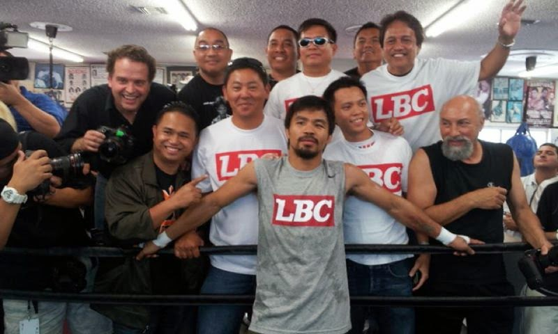 Manny And LBC The Champs