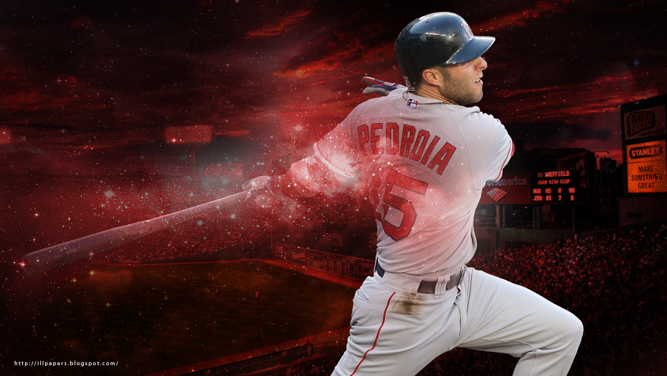 Dustin Pedroia Wallpaper