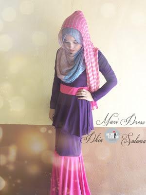 baju+raya+terbaik Model Baju Muslim Hari Raya untuk Wanita 2013