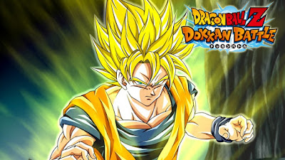 Download Game Android Gratis Dragon Ball Z Dokkan Battle apk