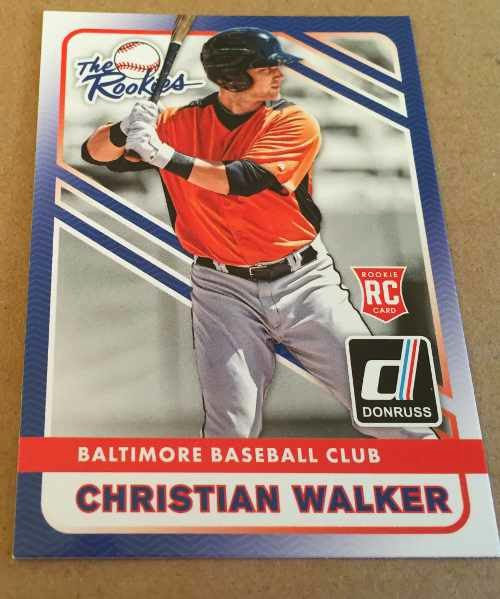 Card Buzz: 2015 Donruss Pack Breaks #2 Of 3